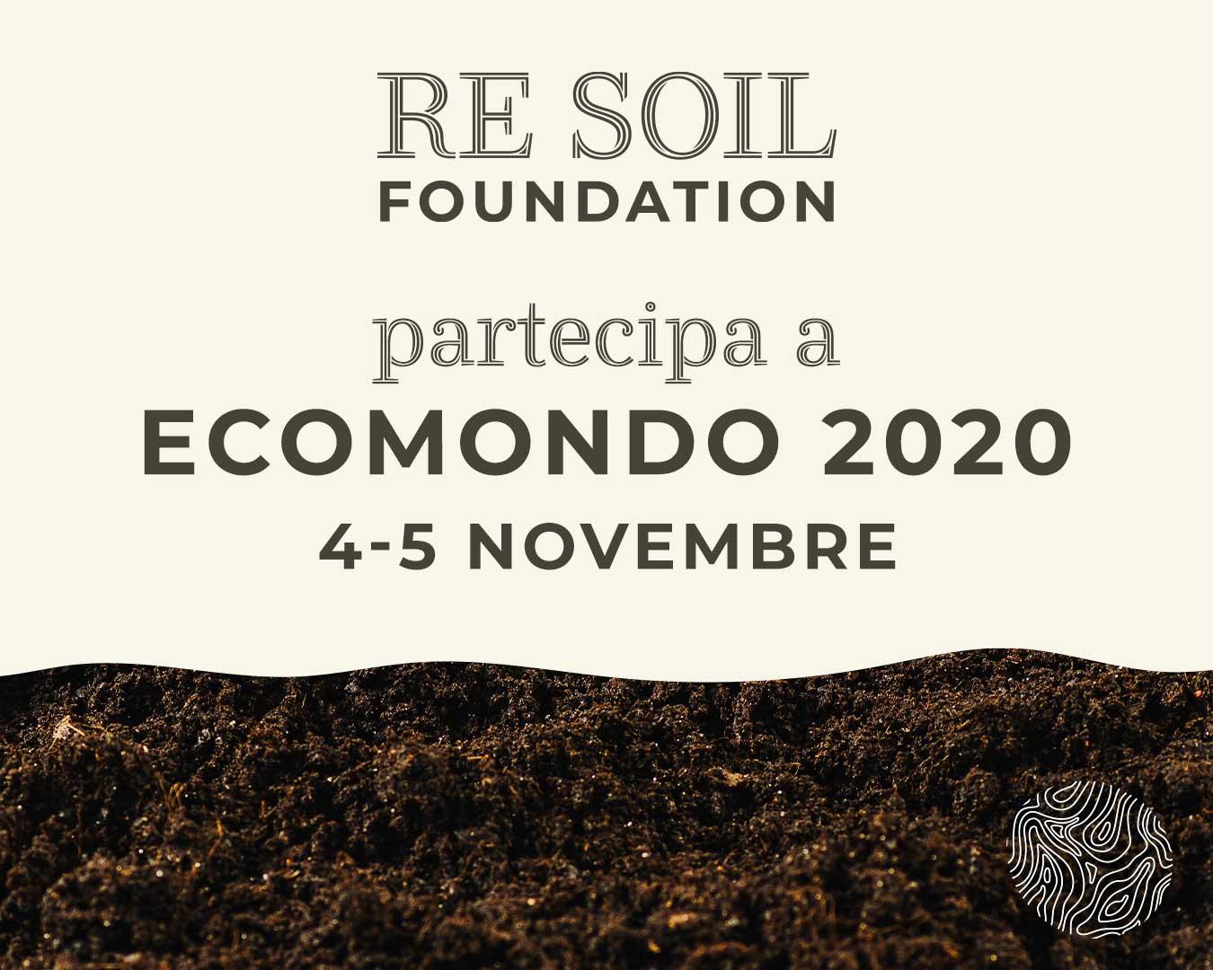 Re Soil Foundation a Ecomondo