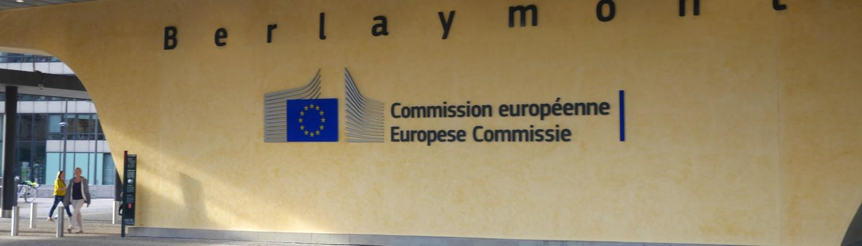 Il palazzo della Commissione europea a Bruxelles. FOTO: Liber Europe (CC BY 2.0)