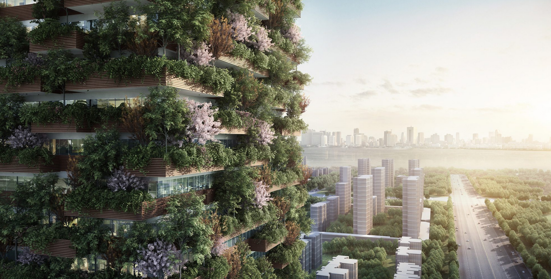 From Milan to China: the rise of the vertical forests