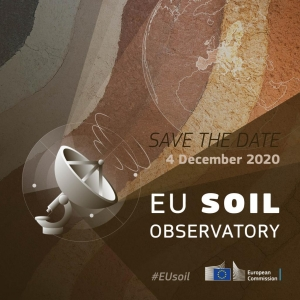 """L'istituzione dell'Osservatorio Ue sul Suolo è parte della Soil Health and Food Mission europea denominata """"Caring for soil is caring for life"""" all'interno del Green Deal. Immagine: European Commission https://ec.europa.eu/jrc/en/event/workshop/launch-event-eu-soil-observatory"""
