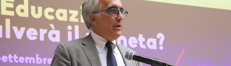 Angelo Riccaboni, economista all'università di Siena, è il delegato nazionale alla Mission Soil Health and Food della Commissione europea.