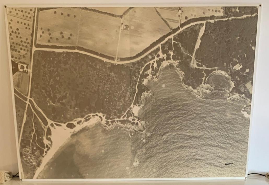 Il terreno in Sardegna salvato dalla speculazione da Claudio Abbado e concesso in comodato d'uso gratuito dai suoi eredi a Legambiente Sardegna per progetti di tutela e ricerca. FOTO: Famiglia Abbado.