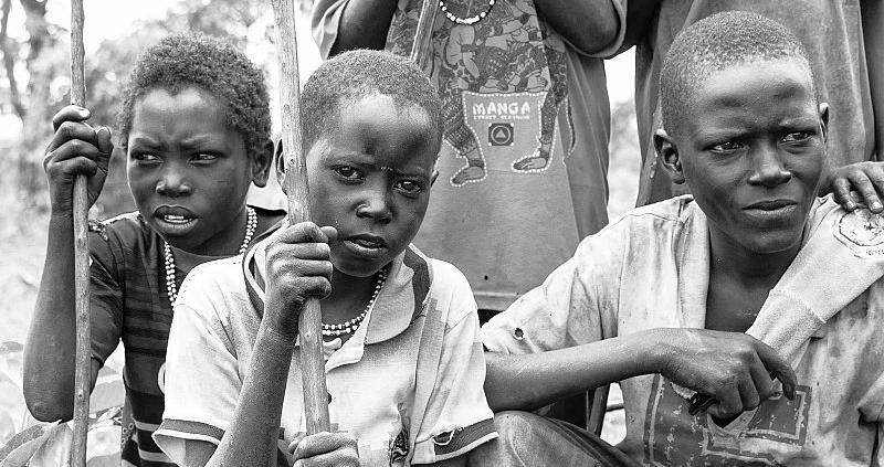 Giovani pastori dell'etnia Fulani. In una Nigeria a crescente rischio desertificazione il conflitto tra allevatori e agricoltori ha prodotto finora non meno di 3.600 vittime. Foto: Neptunian83 Attribution-ShareAlike 4.0 International (CC BY-SA 4.0)