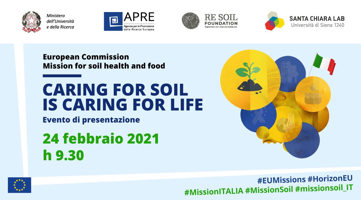 Mission soil