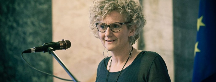 Debora Fino, presidente della Fondazione per il Suolo, è docente di Ingegneria Chimica al Politecnico di Torino.