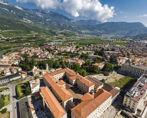 In Trentino il consumo di suolo non si ferma. Le aree disponibili per l'agricoltura sono appena il 13%. FOTO: Jacopo Salvi CC 4.0.