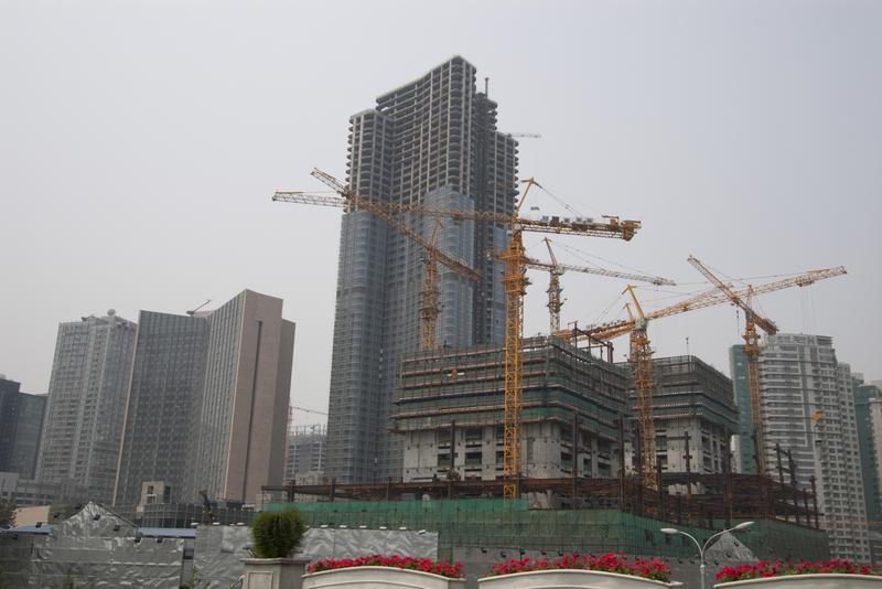 Tra il 2011 e il 2013 la Cina ha usato più cemento di quanto ne abbiano impiegato gli Stati Uniti durante il XX secolo. Foto: Yoshihi Attribution 3.0 Unported (CC BY 3.0)