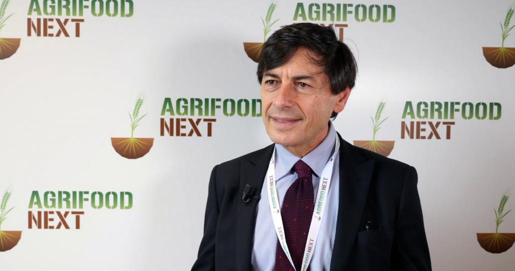 """Massimo Iannetta, responsabile della Divisione """"Biotecnologie e Agroindustria"""" di ENEA e delegato nazionale al Cluster 6 """"Food, Bioeconomy, Natural resources, Agriculture and Environment"""" di Horizon Europe."""