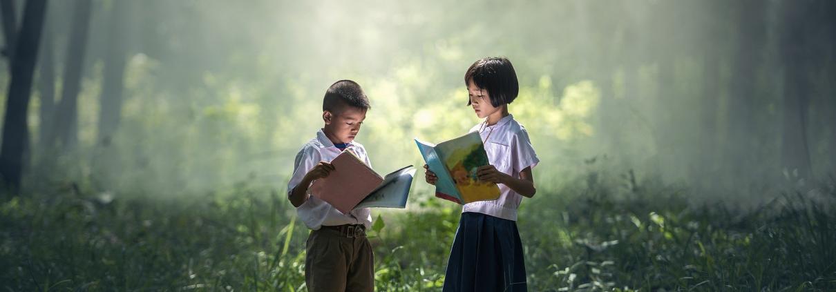 La piattaforma One Planet School del WWF aiuta studenti e docenti ad approfondire i tanti temi connessi con lo sviluppo sostenibile e la salute della Terra. FOTO: Sasin Tipchai da Pixabay