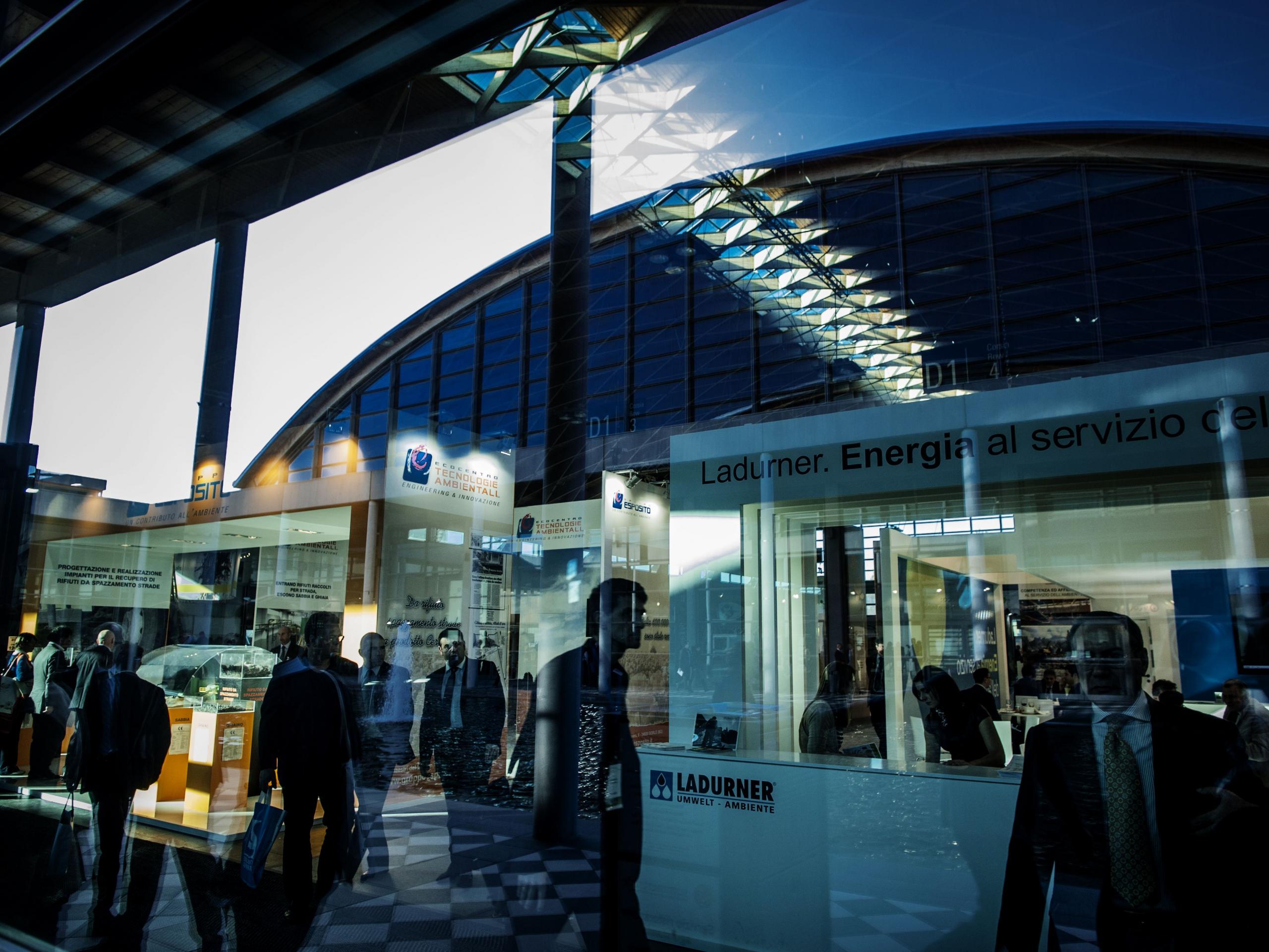 Selected papers will be presented at Ecomondo 2021 fair. Photo: Ecomondo