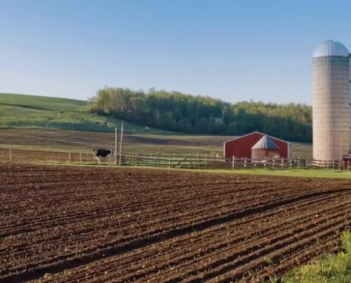 New York State has three million acres of farmland. PHOTO: New York State Senate Archives.