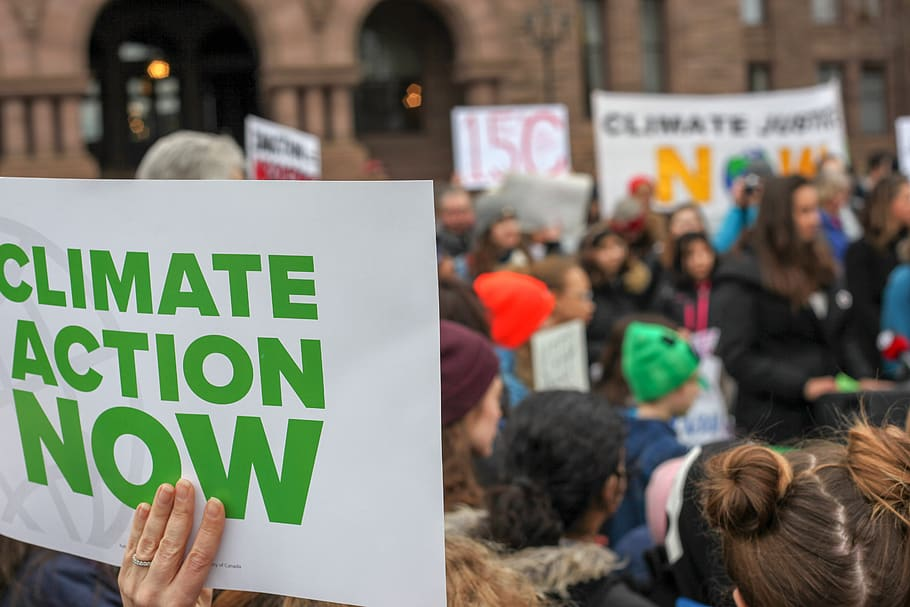 According to ECB, the failure to prevent climate risk could cost the European economy a 20% loss of GDP by the end of the century. Photo: Piqsels.com, public domain