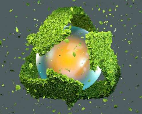 bioeconomia circolare, rifiuti riciclo green economy