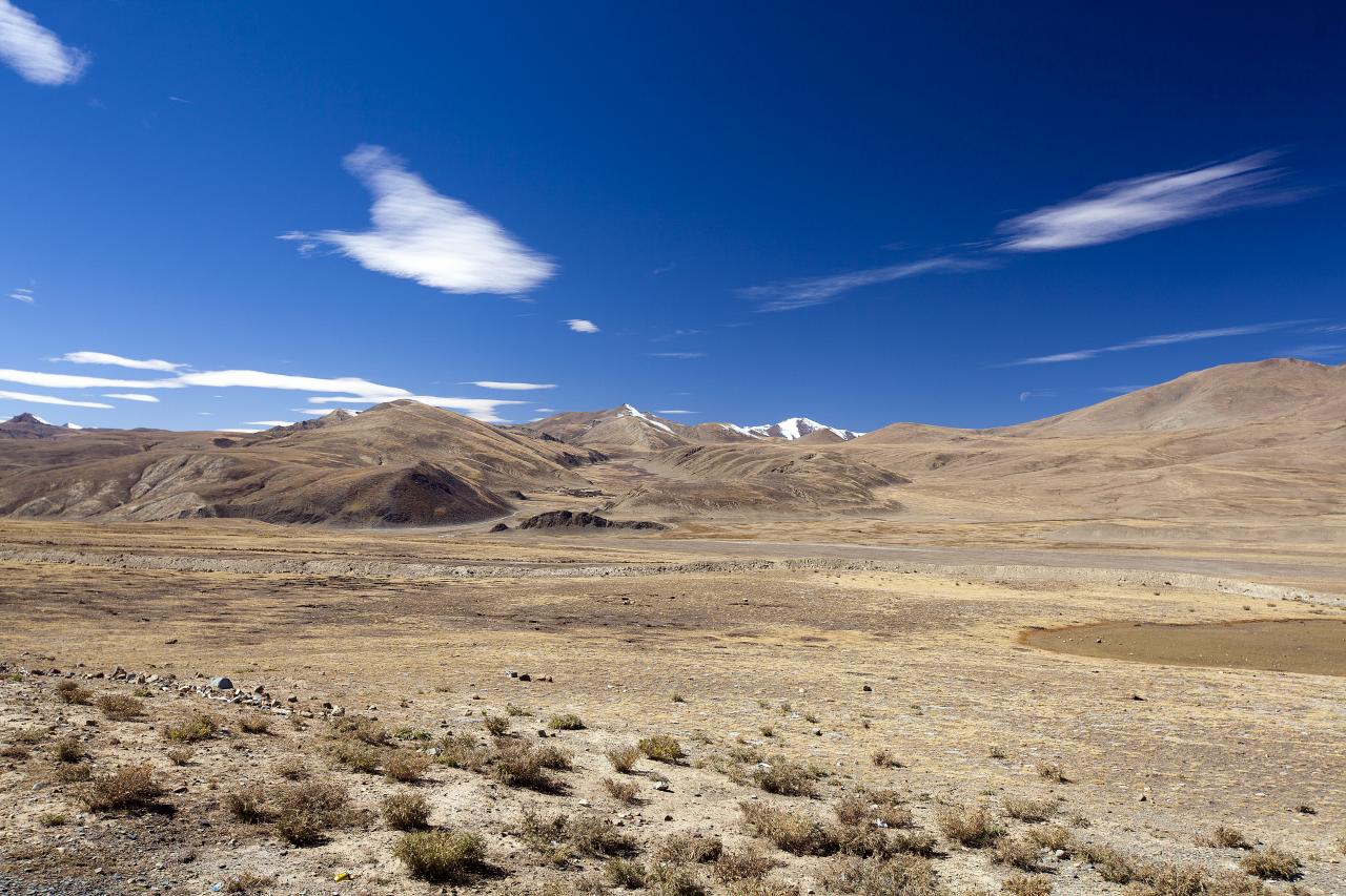 Tibet, China. Desertification is heavily threatening Central Asia. Photo: Christopher Michel Attribution 2.0 General (CC BY 2.0)