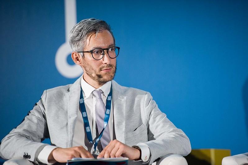Andrea Magarini è capo dell'ufficio Food Policy del Comune di Milano. FOTO: Archivio comune di Milano.