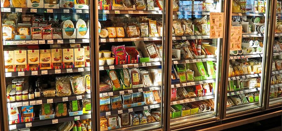 Dal 1990 ad oggi le emissioni dell'industria alimentare globale sono aumentate dell'8%. Foto: Pxfuel Free for commercial use, DMCA
